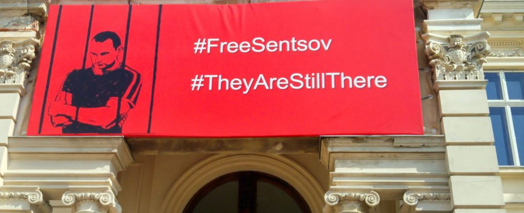 Russia falsely denies hunger striker, Oleh Sentsov, a prison visit by Ukraine