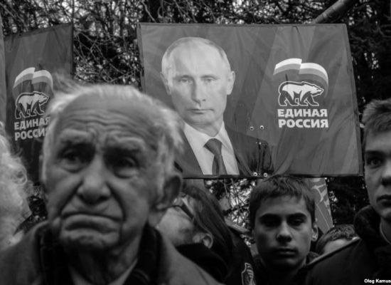 Из России: Не говори и не думай