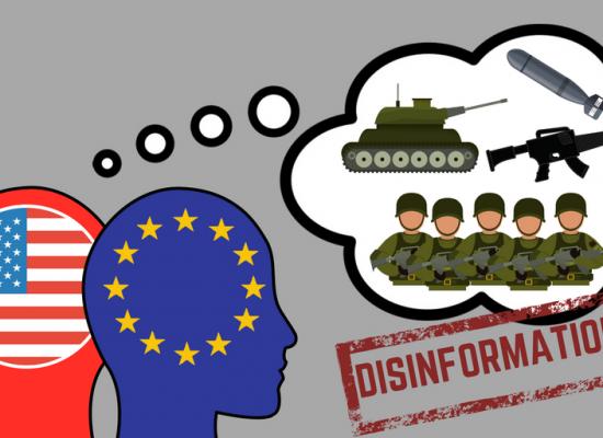 Военизированная дезинформация: как ремонт автомагистрали превращается в нападение Запада «на Восток»