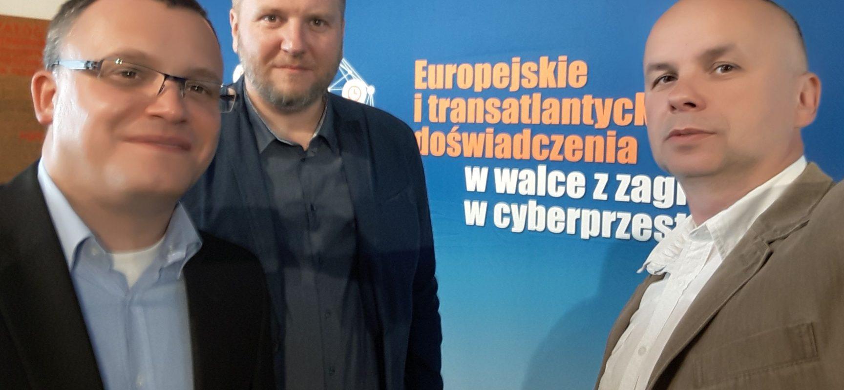 StopFake на конференции «Европейский и трансатлантический опыт борьбы с угрозами в киберпространстве»