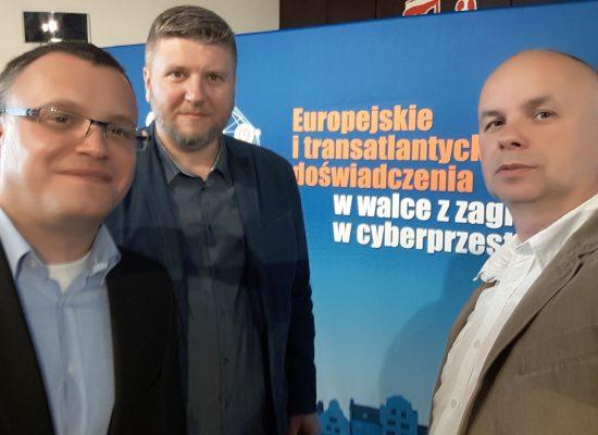 StopFake на конференції «Європейський та трансатлантичний досвід боротьби з загрозами у кіберпросторі»