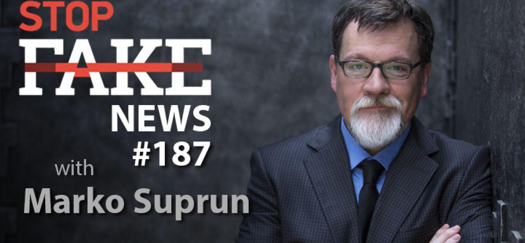 StopFake #187 con Marko Suprun