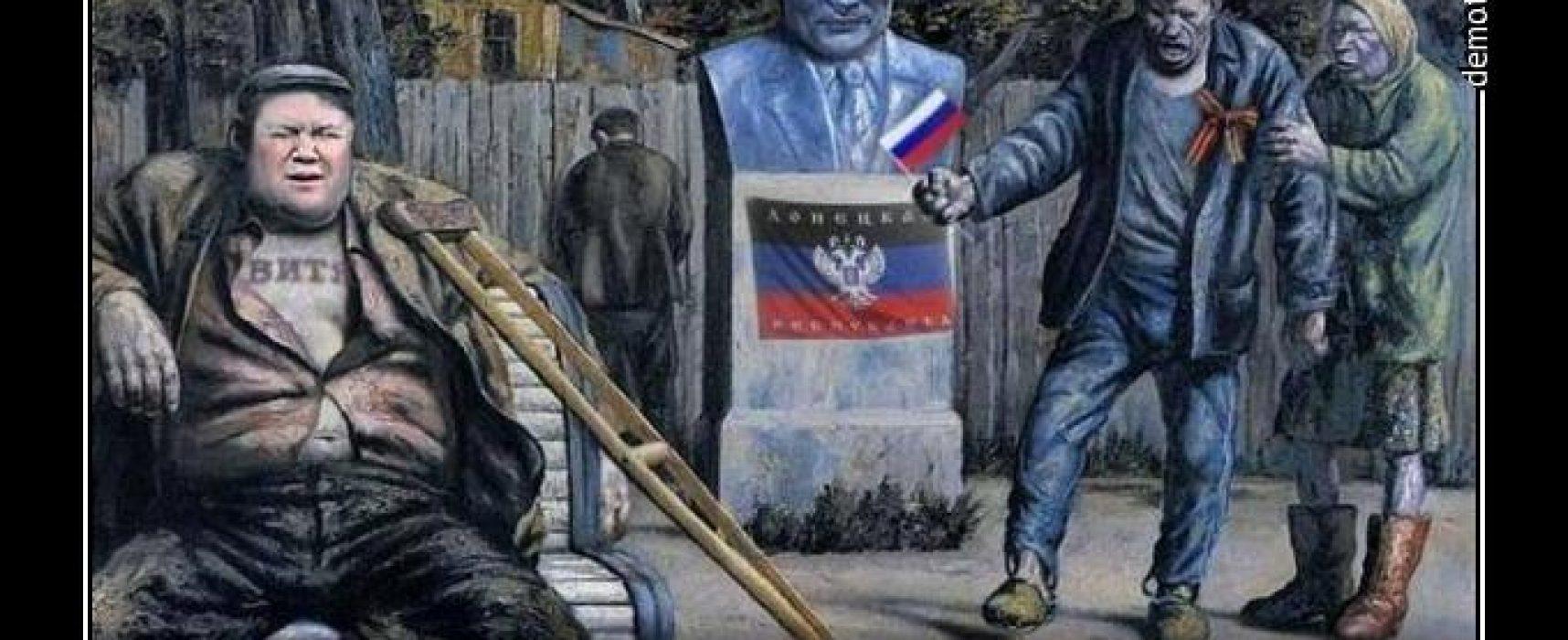 «Война слов» Игоря Яковенко: «Европейцы — те еще свиньи!»