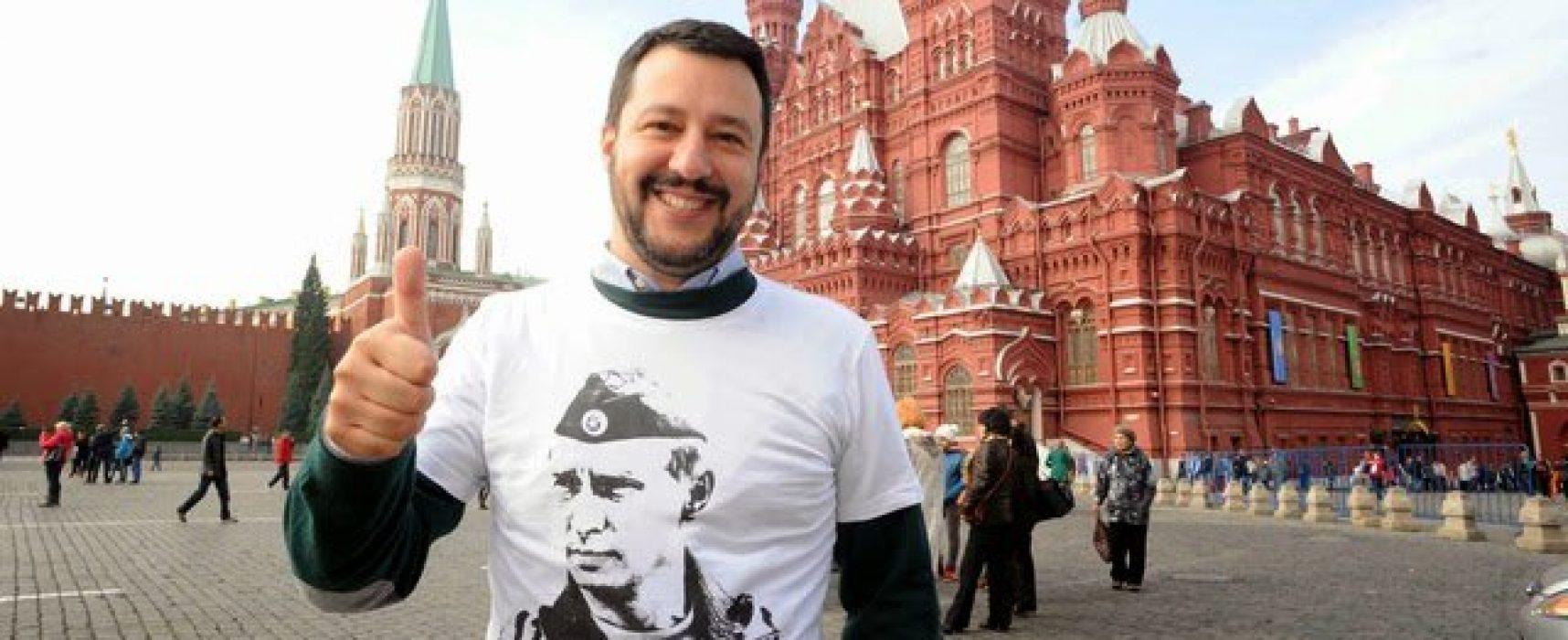 Un gobierno italiano que simpatiza con el Kremlin
