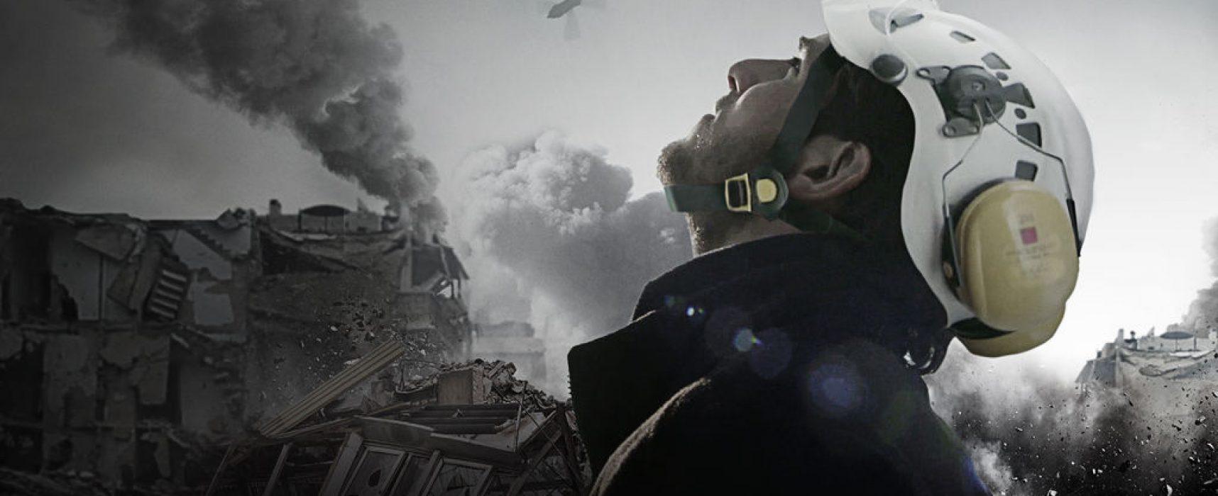 Фейк «Вестей»: Доклад британских политиков о Сирии разоблачает «Белые каски»
