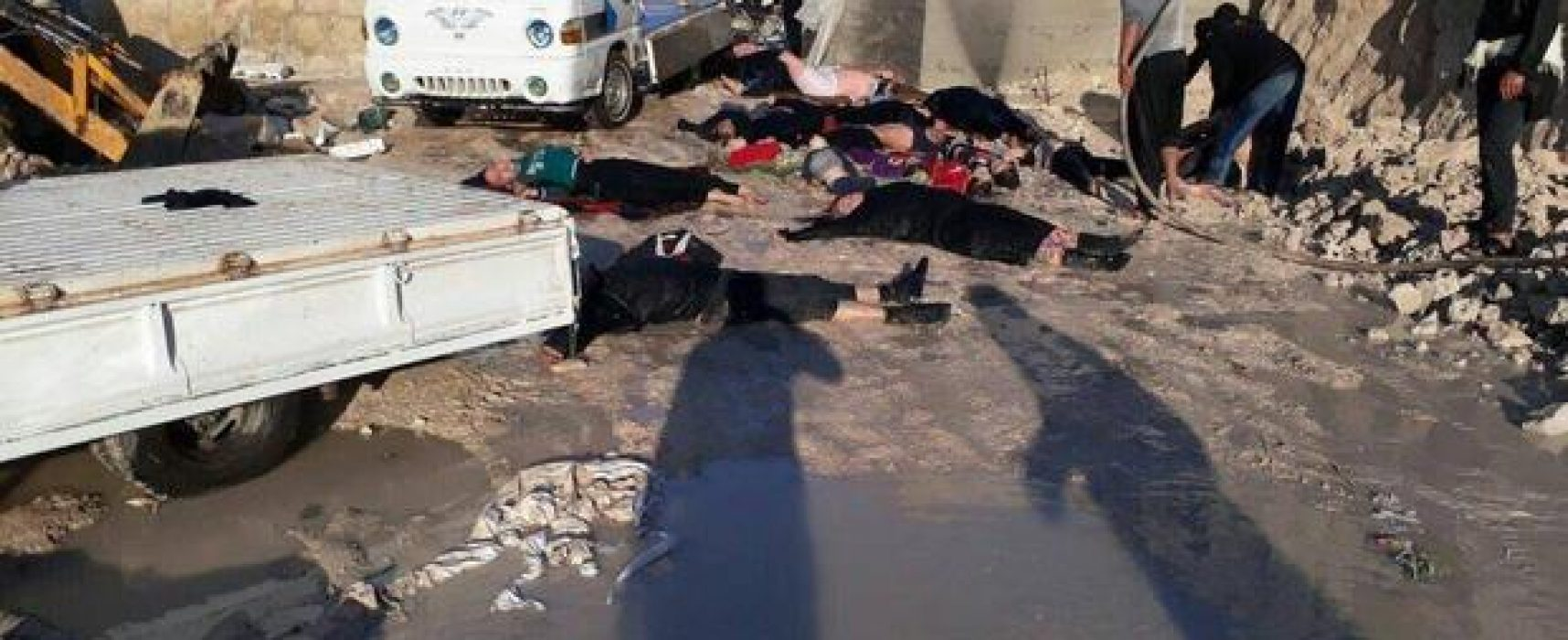 Минобороны России назвало инсценировкой химатаку с применением зарина в Сирии. «РИА Новости» и «Вести» запутались в объяснениях