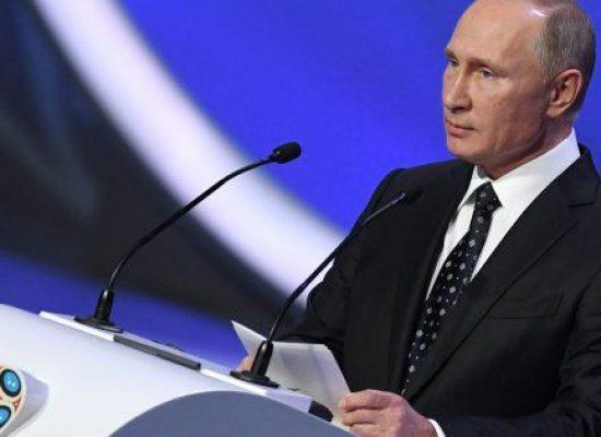 En participant à la Coupe du Monde, nous blanchissons les crimes de Poutine