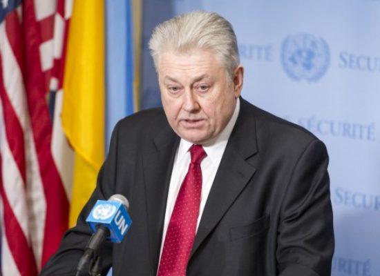 L'Ukraine et 37 autres pays appellent le Secrétaire général de l'ONU à contribuer à la libération de Sentsov