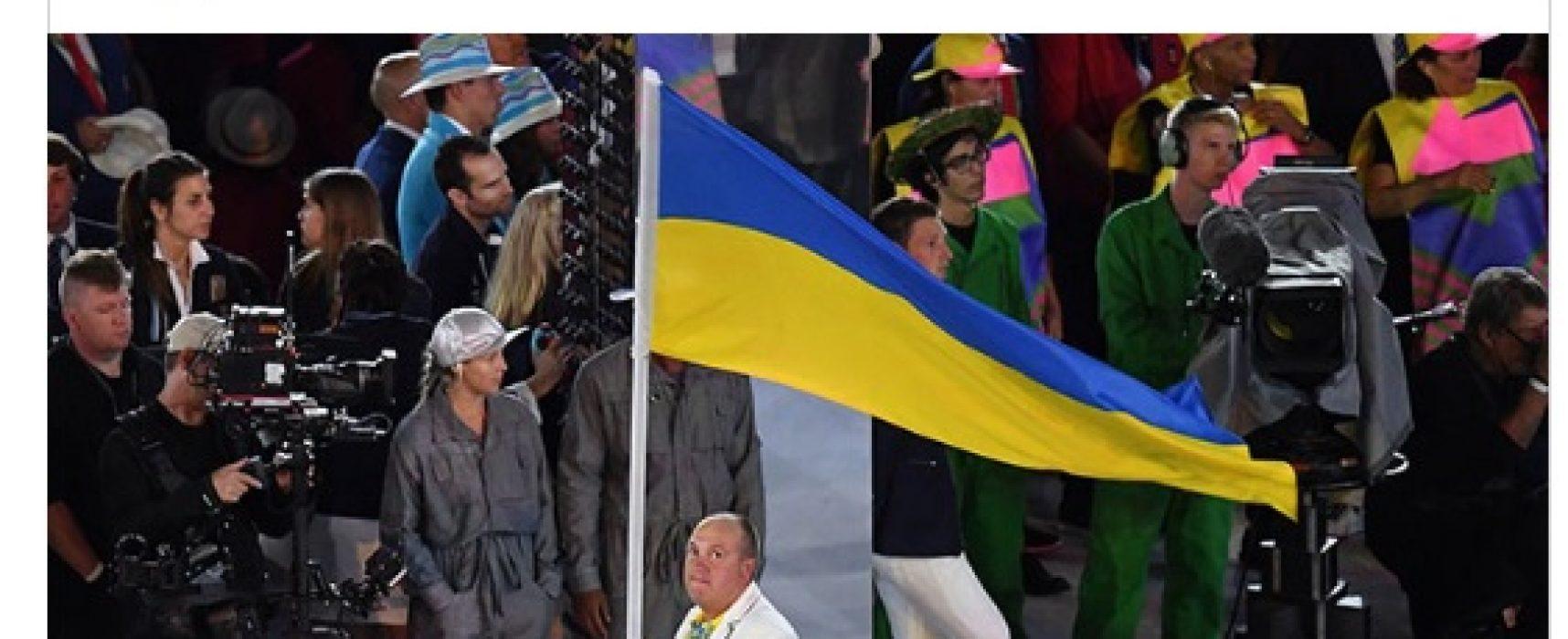 Fake: Ukraine kann mit Olympia-Sperre 2020 in Tokio konfrontiert werden