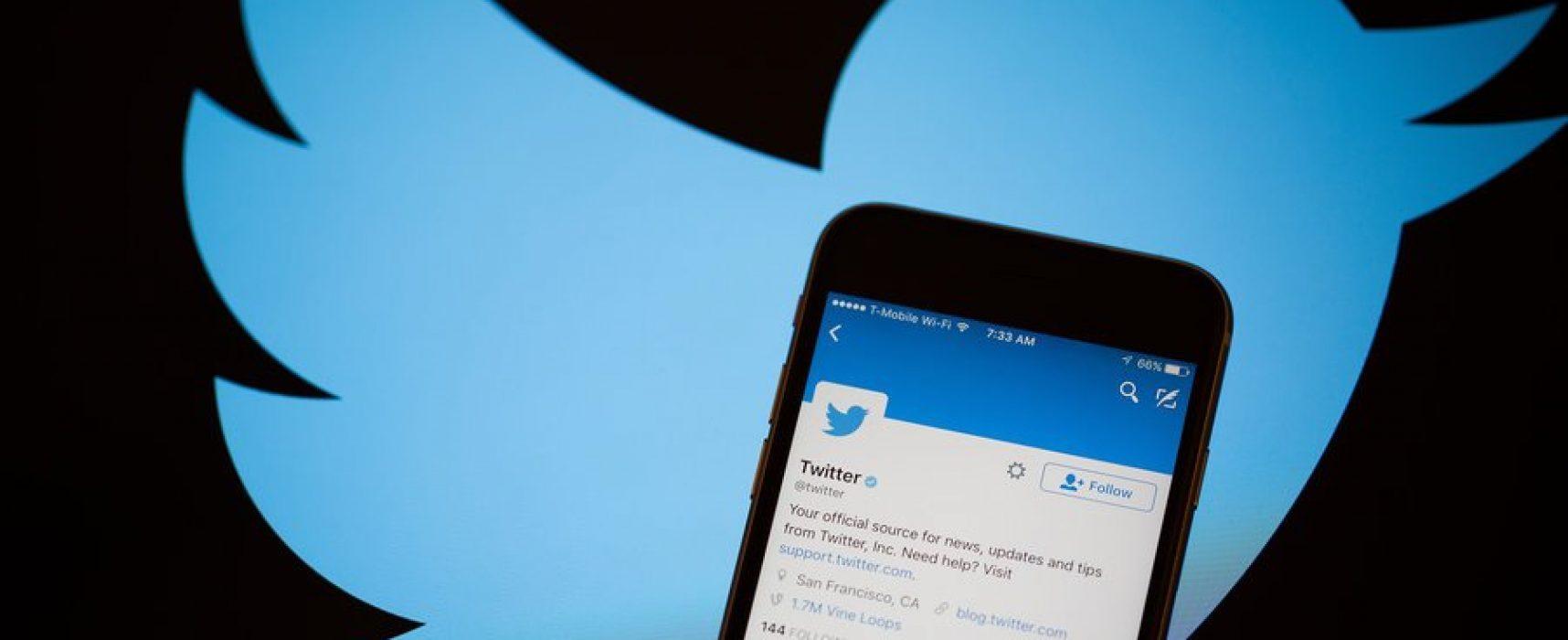 Твиттер заблокировал больше 70 млн аккаунтов за два месяца из-за борьбы с фейками