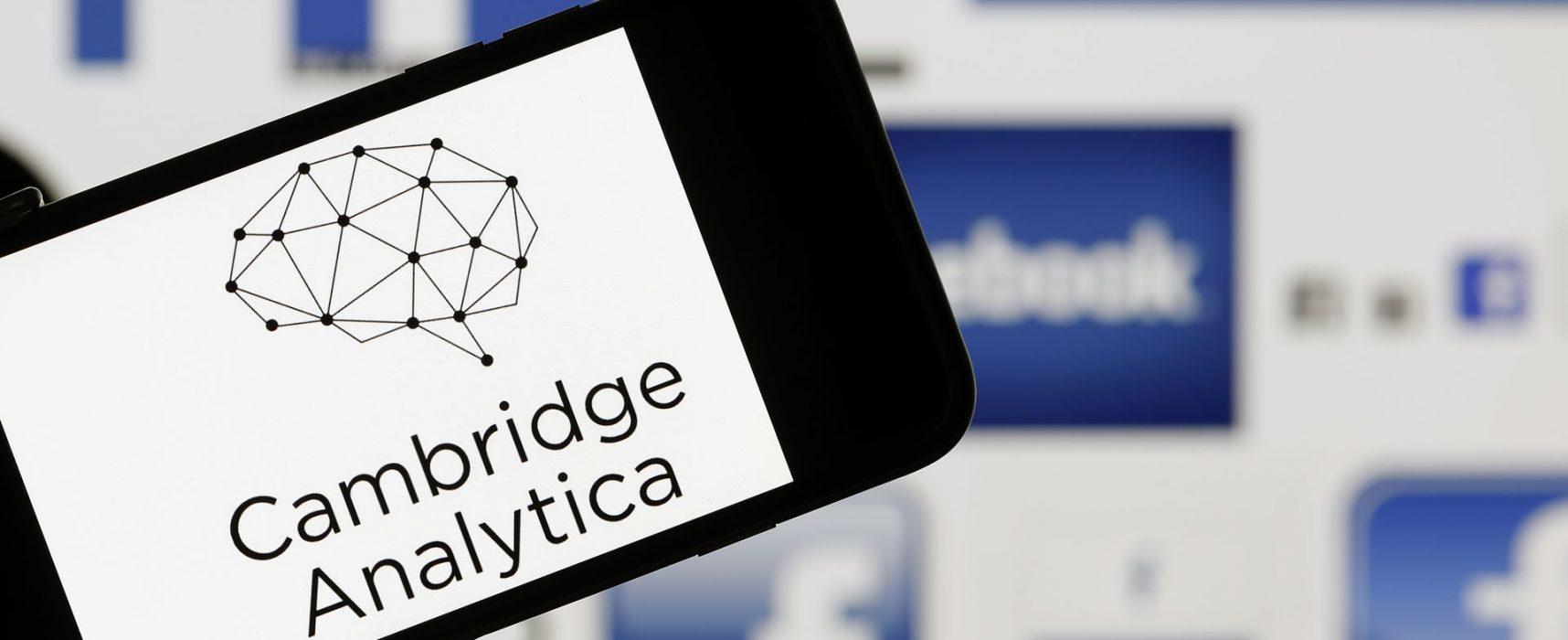 Великобританія: люди з Росії здійснювали доступ до даних Cambridge Analytica