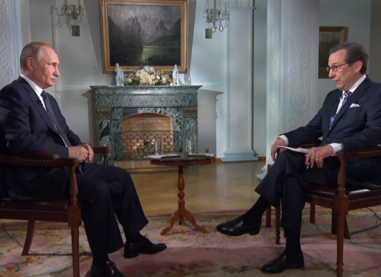 «Якщо це анексія, то що ж тоді демократія?» 5 прикладів того, як Путін обдурив Fox News
