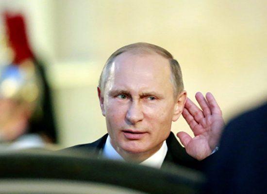 El Kremlin corrigió la cita de Putin donde dijo que Rusia organizó el referéndum de Crimea de 2014