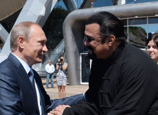 Steven Seagal – a foreign policy pundit, Putin's hope for better ties with America