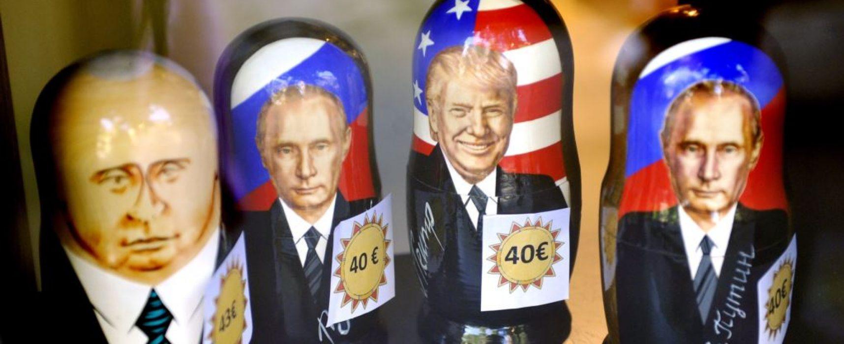 Євгенія Горюнова: Кримська інтрига Дональда Трампа