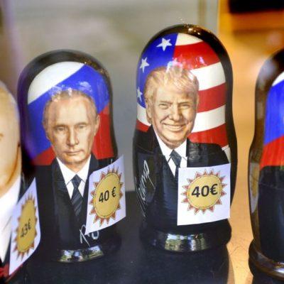 Евгения Горюнова: Крымская интрига Дональда Трампа