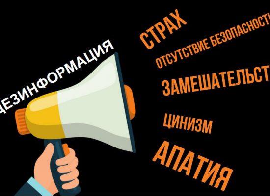 Попытки дезинформации повлиять на эмоции: «В Европе снова строят концлагеря!»