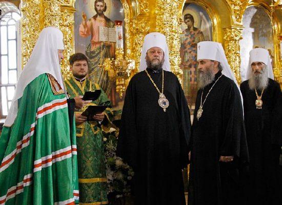 """Il Patriarcato di Mosca: lo """"scisma ucraino"""" potrebbe portare ad uno """"spargimento di sangue"""""""