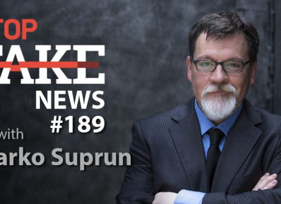 StopFake #189 with Marko Suprun