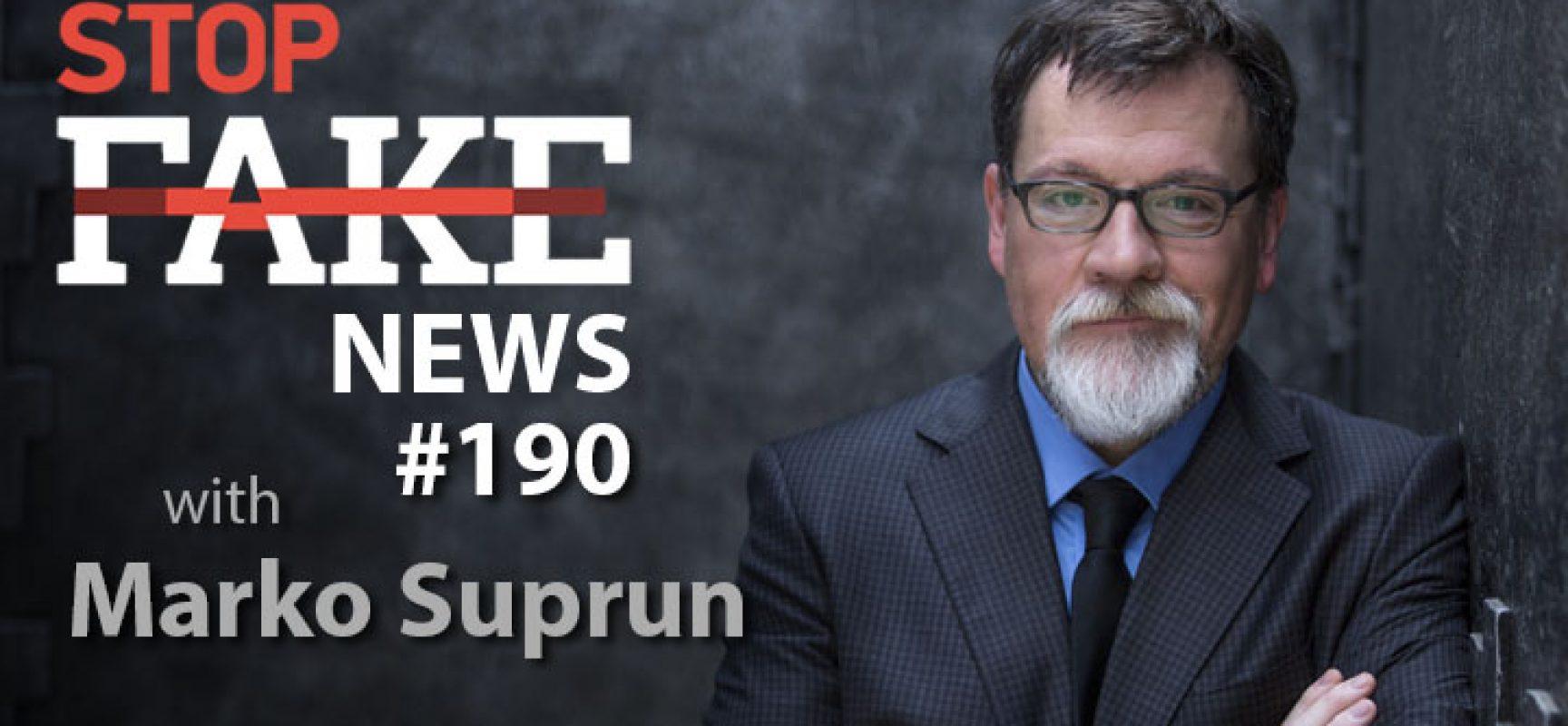 StopFake #190 [ENG] con Marko Suprun