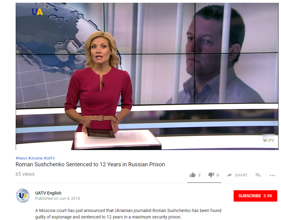 Fabricated treason and espionage cases prop Putin up in