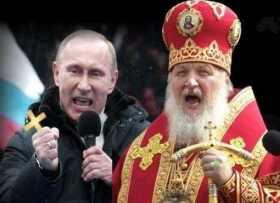 Пристрасті за Томосом: Кремль тричі реанімує один і той самий фейк