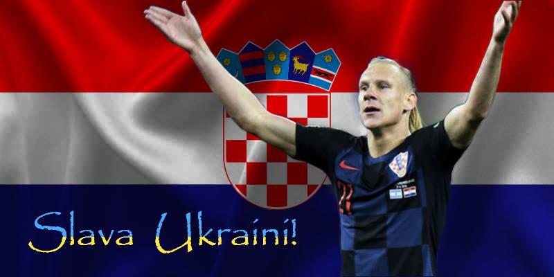 Croazia a Russia 2018