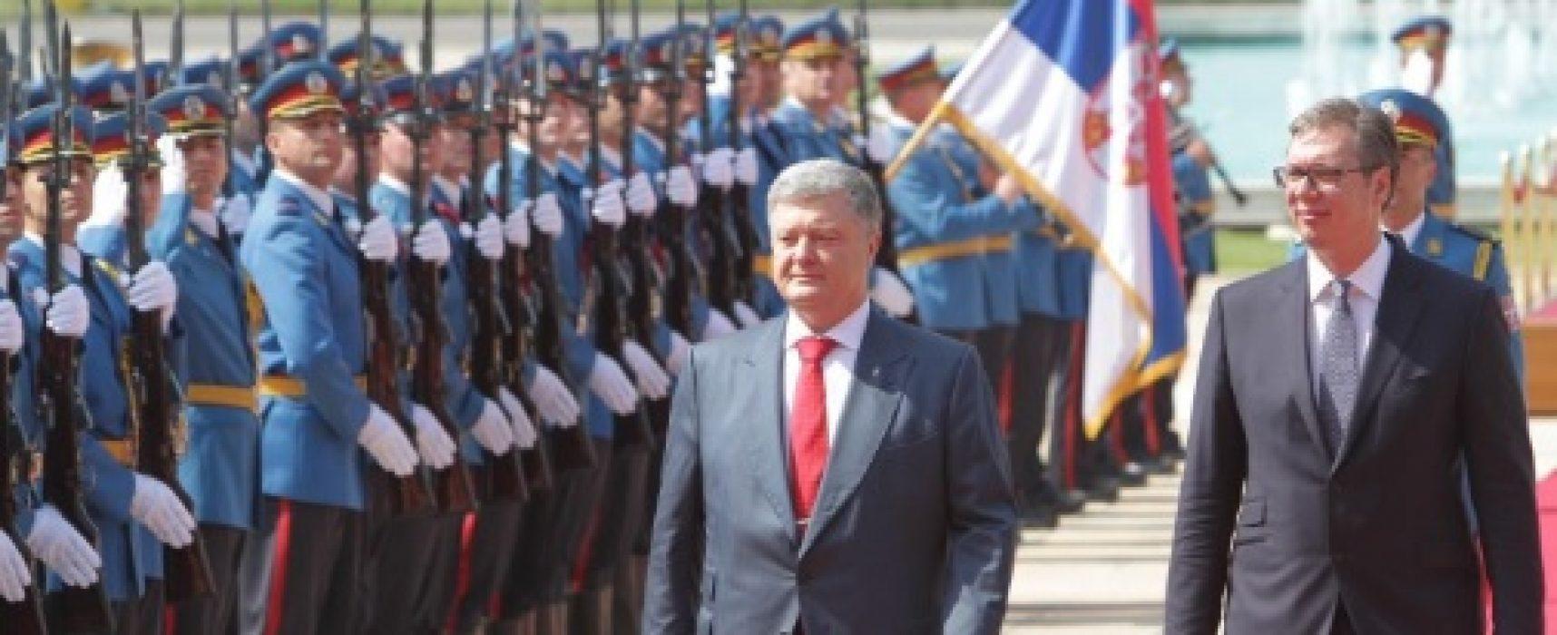Porošenko u Beogradu – hoće li se Moskva naljutiti?