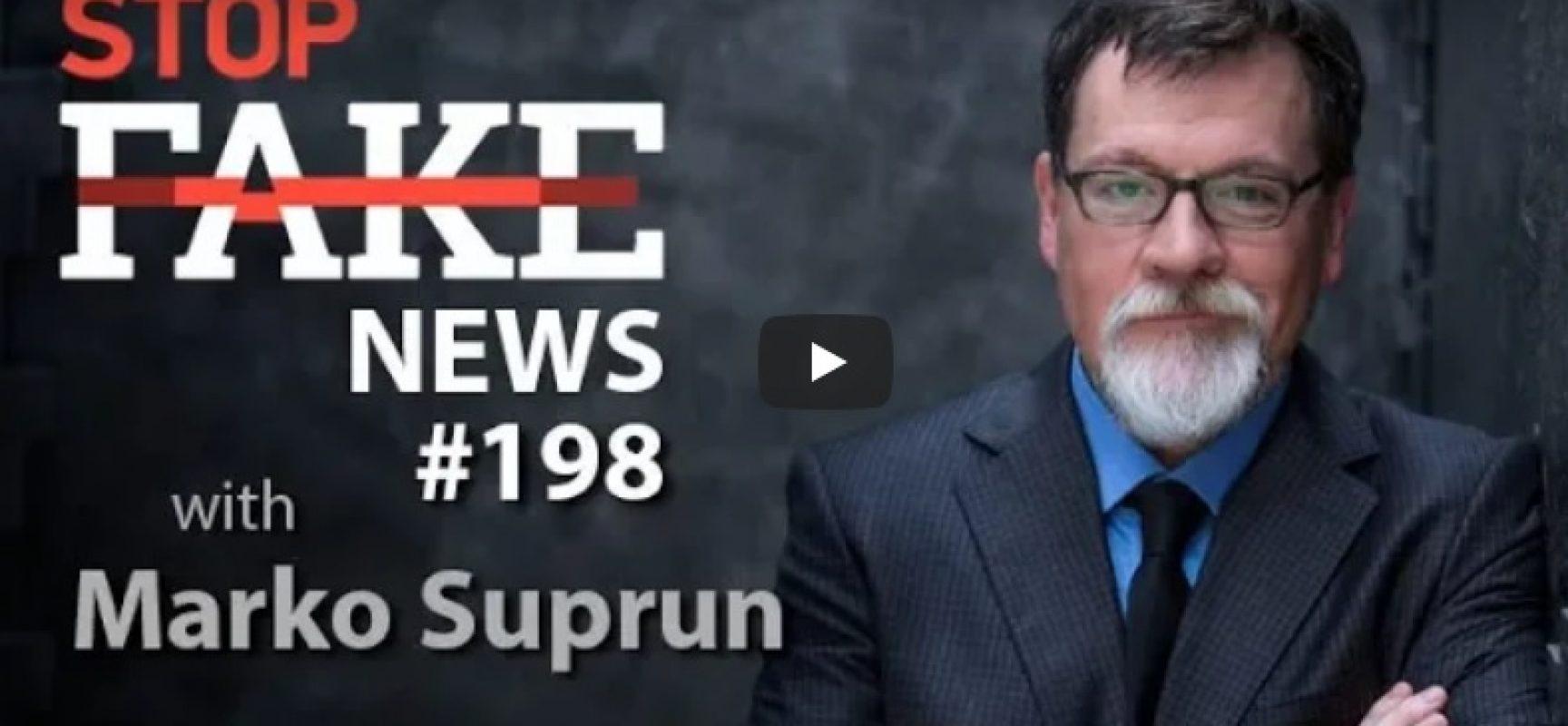 StopFake #198 [ENG] with Marko Suprun