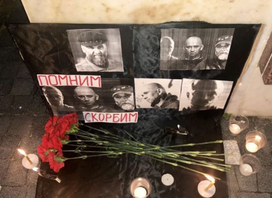 Maria Zakharova Claims Ignorance of Slain Journalists' Activities