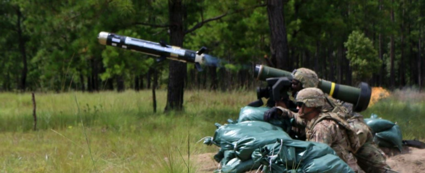 Picture Does Not Lie — Russian Claim to Have Captured Javelin Missile System is Wrong
