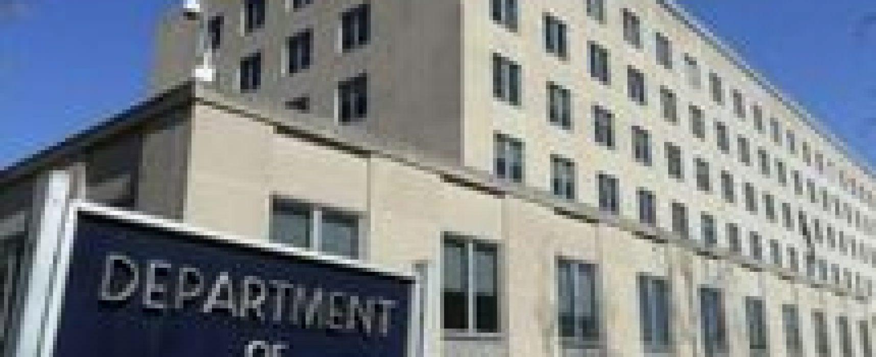 Rosyjski chargé d`affaires został wezwany do Departamentu Stanu USA z powodu ingerowania w wybory w Stanach Zjednocznych
