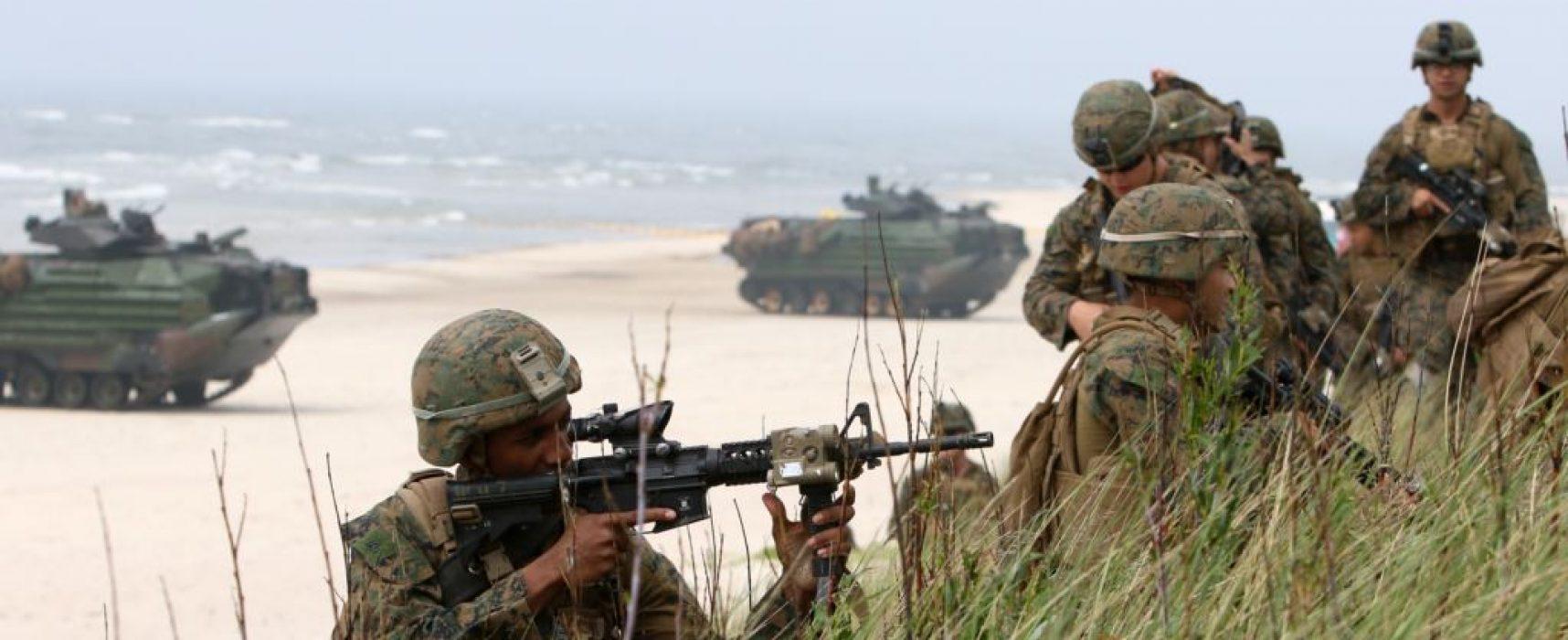 NATO isn't planning to break up Russia