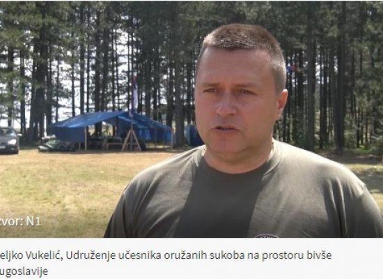 Zatvoren vojni kamp na Zlatiboru, deca vraćena kući