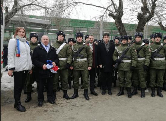 Kohlíček s Doubravou opět navštívili Krym. Ukrajina protestuje