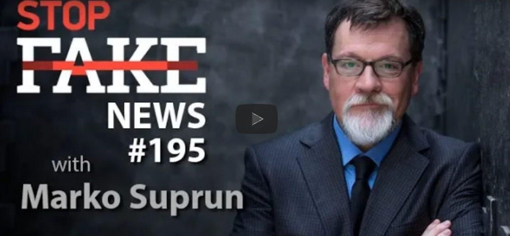 StopFake #195 [ENG] with Marko Suprun