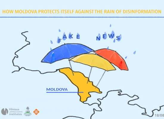 #PackOfLies: How Moldova protects itself against disinformation