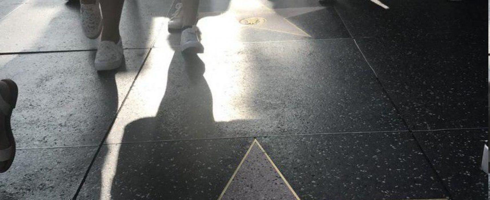 Фейк: На холивудската Алея на славата се появила звезда на Олег Сенцов