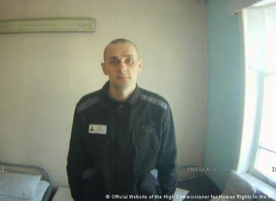 I carnefici di Sentsov hanno tanti volti