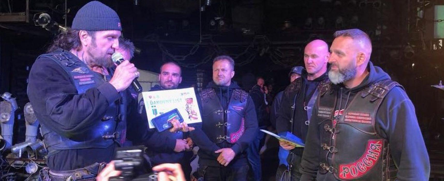 Na návštěvu za Chirurgem. Šéf Nočních vlků přijímá hosty na Krymu, pozval i slovenského prezidenta Kisku