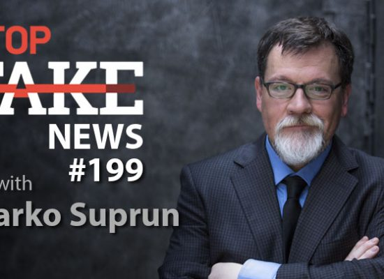 StopFake #199 with Marko Suprun