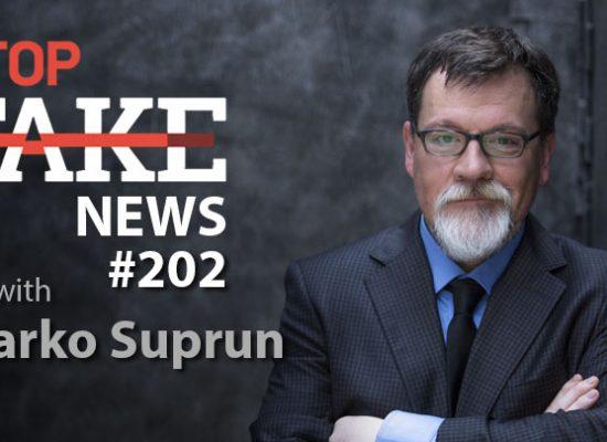StopFake #202 [ENG] with Marko Suprun
