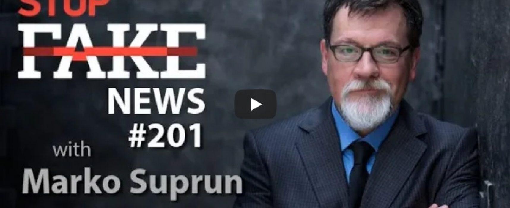 StopFake #201 [ENG] with Marko Suprun