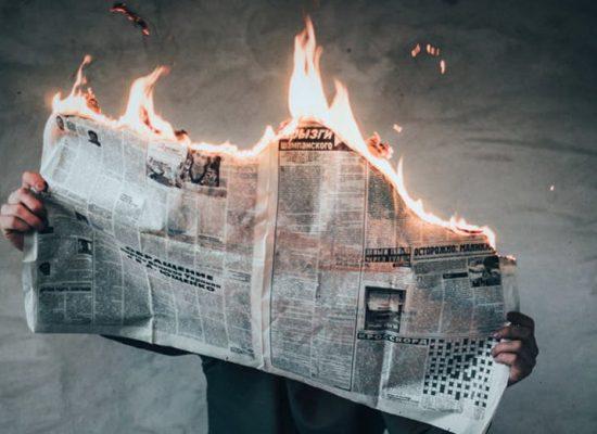 Fausses nouvelles: unremède humain contre lesmots incendiaires?