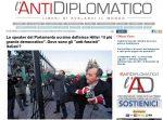 Fake antidiplomatico parubiy