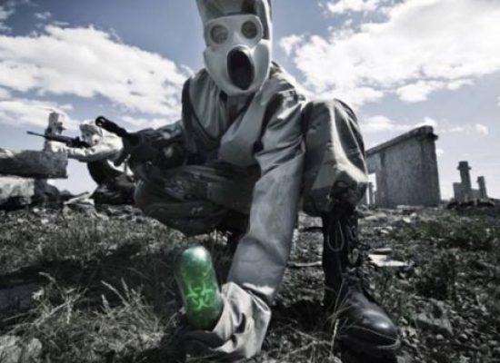 Как российские журналисты снимали репортаж про химическое оружие в Украине и Грузии