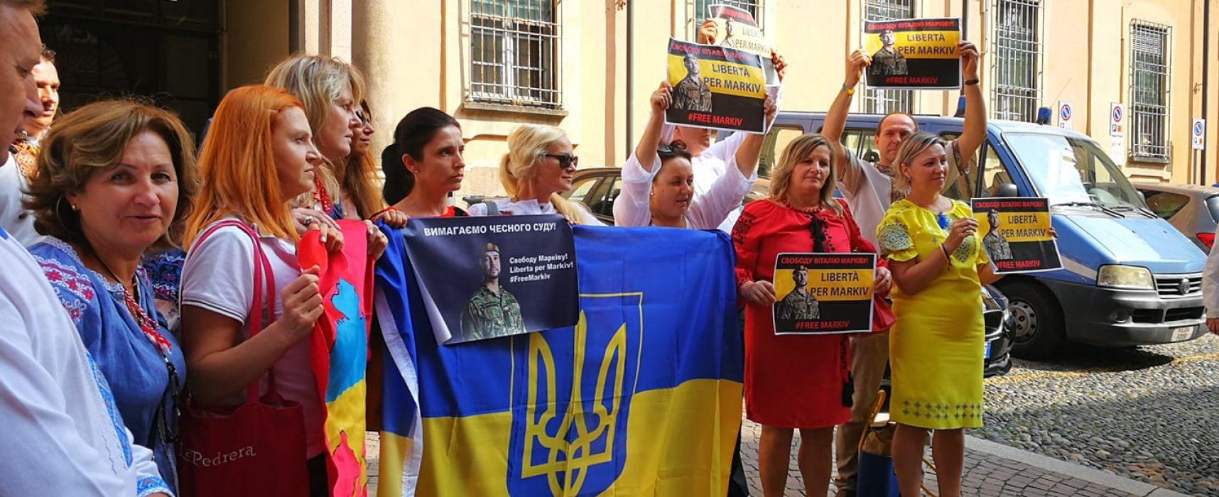 Pavia : insulti razzisti verso la comunità ucraina al processo Rocchelli