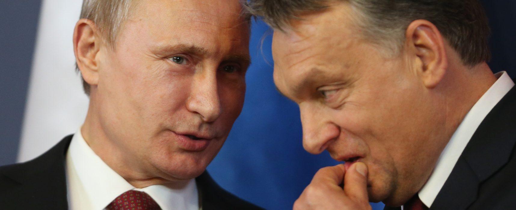 La Russia continua il suo piano di smantellamento dell'Europa