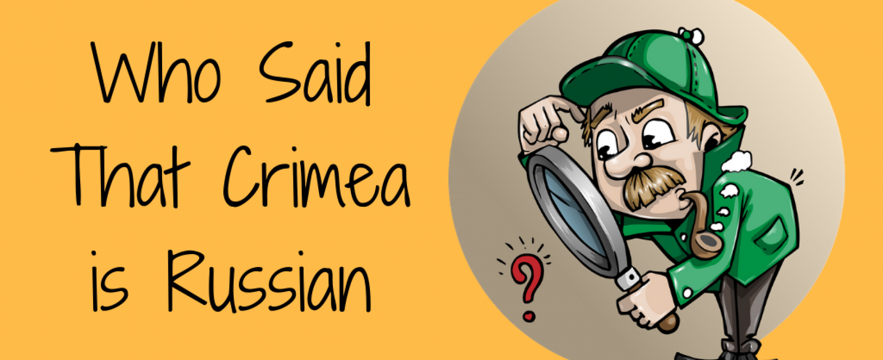 Західні «адвокати» анексії Криму
