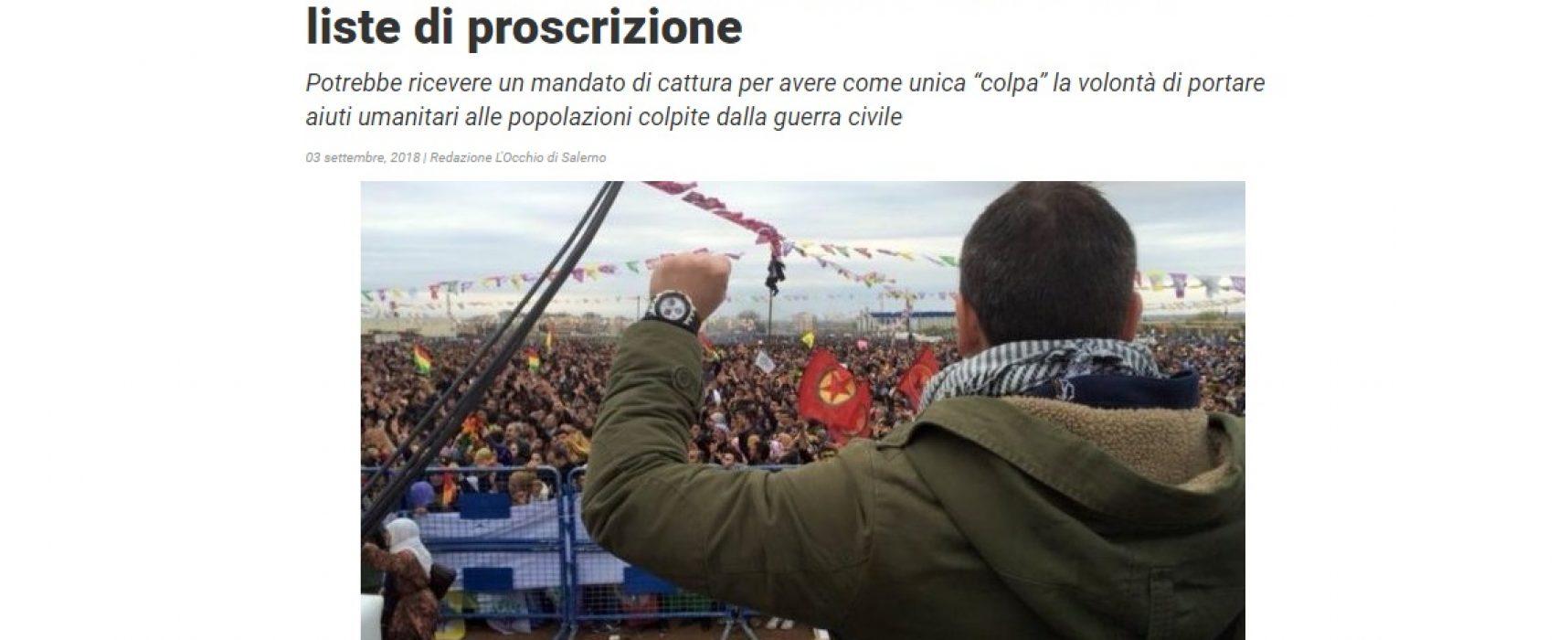 Minisinformation : Massimiliano Voza porta aiuti in Ucraina e finisce nelle liste di proscrizione